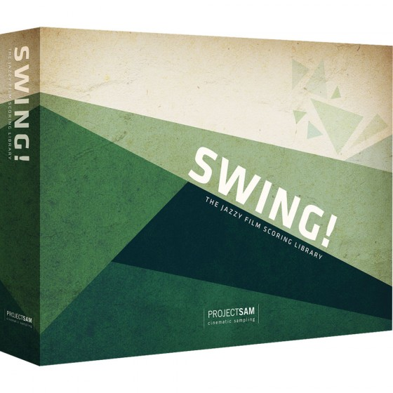 ProjectSAM Swing! V.1.1 KONTAKT