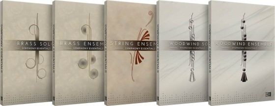 Native Instruments Symphony Essentials KONTAKT
