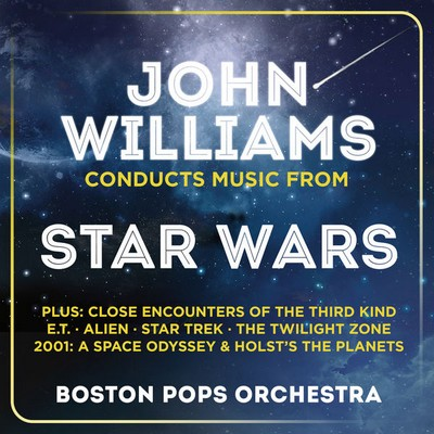 John Williams Conducts Music From Star Wars Soundtrack