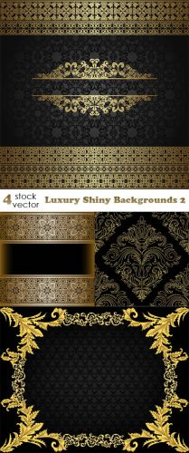 Vectors - Luxury Shiny Backgrounds 2