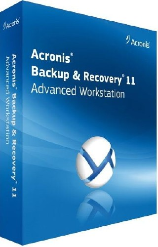 Acronis Backup Advanced Universal 11.7.50058 + BootCD (2016/RUS)