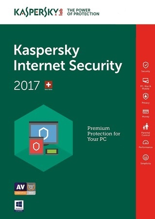 Kaspersky Internet Security 2017 17.0.0.611 Final
