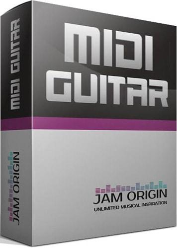 Jam Origin MIDI Guitar v1.0.0 MacOSX-HEXWARS