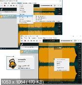 Ocenaudio 3.1.9 - визуальный аудио редактор