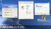 Windows XP Professional x64 Edition SP2 v.2.5 by AEK (ENG/RUS/2016)