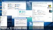 Windows 7 Home Premium SP1 х86/x64 IDimm Edition v.23.16 (RUS/2016)