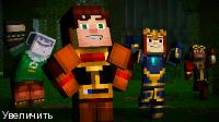 Minecraft: Story Mode - A Telltale Games Series. Episode 1-8 (2016/RUS/ENG/RePack от R.G. Freedom)