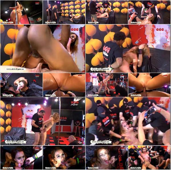 German Goo Girls - Beautiful babe Ani Black Fox