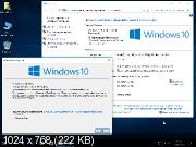 Windows 10 x64 AIO 15in1 Build 14393.187 September 2016 by Murphy78 (ENG/RUS)