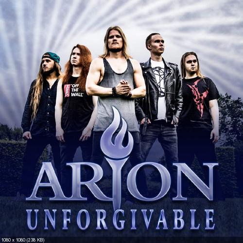 Arion - Unforgivable (Single) (2016)