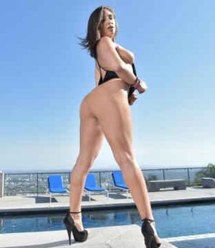 Abella Danger - Epic Anal Ass (2016) HD 720p