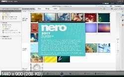 Nero 2017 Platinum 18.0.06100 Retail + ContentPack