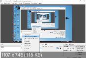 OBS Studio 0.16.2 - ������ �� ������ ����� � �����