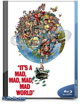 Это безумный, безумный, безумный, безумный мир / It's a Mad, Mad, Mad, Mad World (1963) BDRip 720p   Extended Version