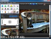 PhotoInstrument 7.5 Build 894 Portable by PortableAppC [Multi/Ru]
