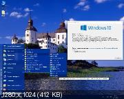 Windows 10 x86/x64 StartSoft v.33-2016 Final