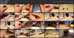 USB удлинитель из витой пары своими руками (2016)