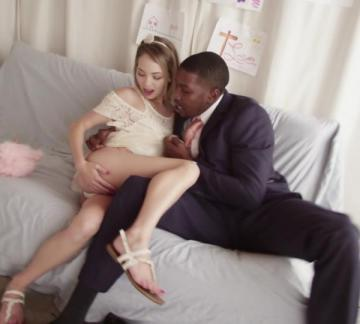 Angel Smalls, Isiah Maxwell - Angels Interracial Anal Communion (2016) FullHD 1080p