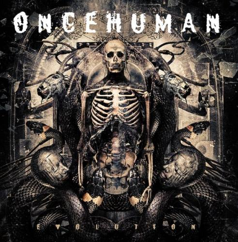 Once Human – Eye of Chaos / Gravity  (New Tracks) (2016)