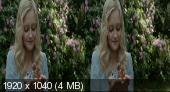 Без черных полос (На весь экран) Дом странных детей Мисс Перегрин 3D / Miss Peregrine's Home for Peculiar Children 3D Горизонтальная анаморфная стереопара