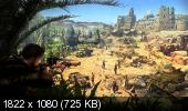 Sniper Elite III (v1.15a+All DLCs/2014/RUS/ENG/MULTi9/PLAZA)