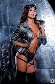 2013-02-12 - Ana Cheri Hot Pilot