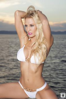 2013-07-15 Jennifer Vaughn Naked Horizon