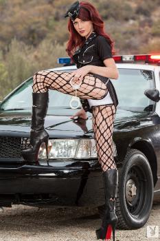 2013-10-16 Elle Alexandra Disorderly Conduct