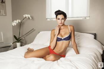 2013-01-11 - Nicolette Novak Bedroom Antics