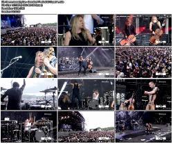 Apocalyptica - Download Festival (Paris, France) (2016)